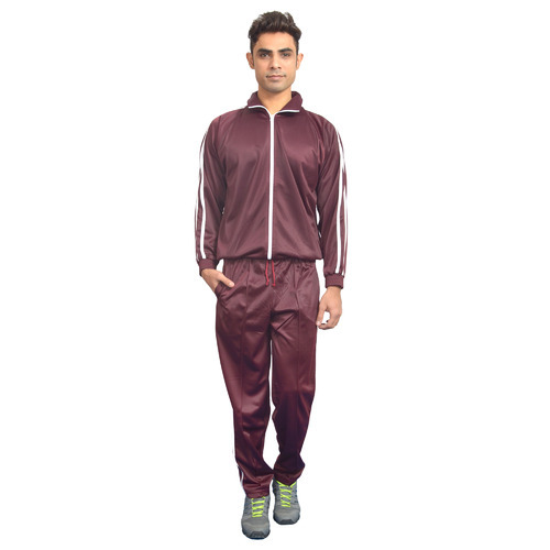 Brown Track Suit