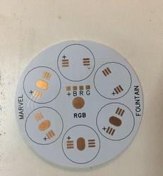 Aluminum Base 1.2, 2 MC PCB, Upto 1200mm, For Led Lighting