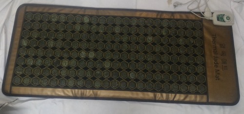 220 Big Jade Stone FIR Rays Heating Mat 5''11''''x2''6'''' Ceragem