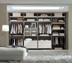 Walk-in Wardrobe