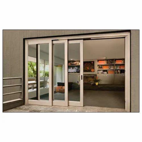3 Track Upvc Sliding Doors Upvc Doors Sai Sudarshan Enterprises