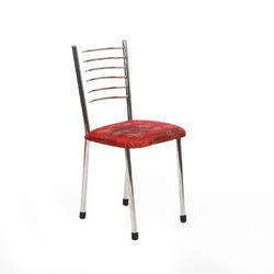 SS Frame Dining Chair