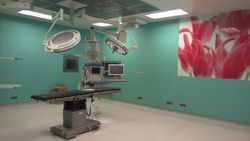 Seamless & Jointless Operation Theatre