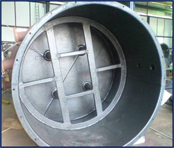 Rubber Lining Acid Storage Tank