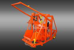 430G Cement Brick Machine With Motor
