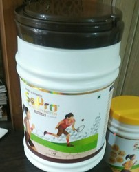 Sports And Fitness Chocolate Women 1kg, for Lean Muscle mass
