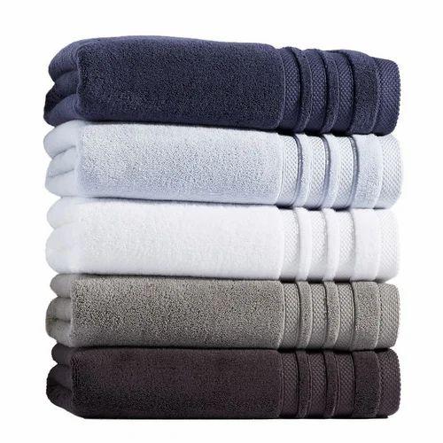 Low Twist Combed Towel