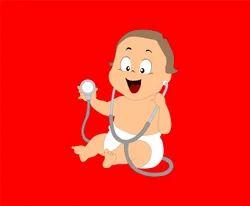 Boy Pediatric Clinic