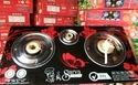 Automatic Three Burner Gas Stove