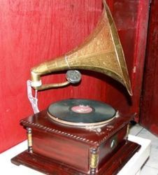 Old Fashioned Music Player
