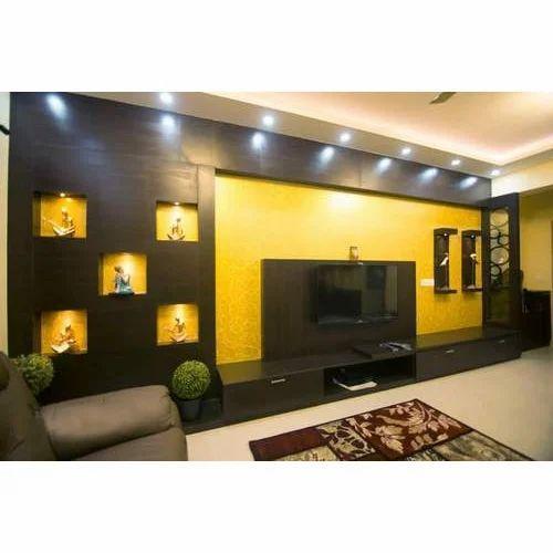Decorative TV Unit at Rs 600 /square feet | Medavakkam | Chennai ...