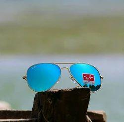 Rb Male, Female Aviator Sunglasses, Size: Standerd