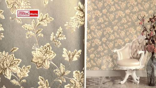 Ultrawalls Camee Wallpaper At Rs 90 Square Feet S Wallpaper Id 10944772048