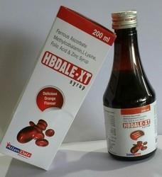 Ferrous Ascorbate methylcobalamin,L-Lysine Folic Acid