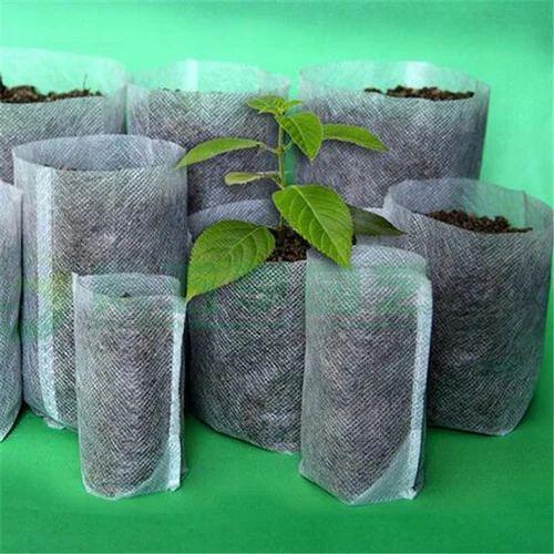 Biodegradable Fabric Planting Bag