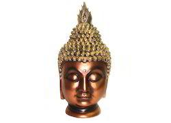 Polyresin Royal Golden Religious Buddha Idol
