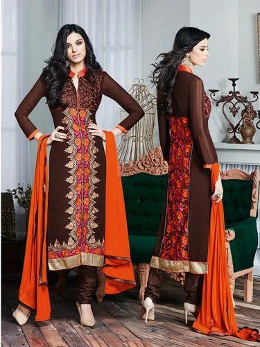 5dd9220832 Traditional Dress Suit Of Indian Women Suit - Pv Trendz Llp, Surat ...