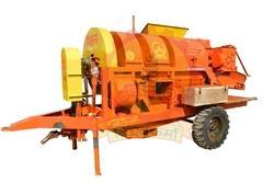 Cutter Thresher Turbo