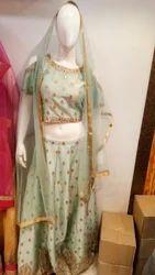 Printed Design Ladies Dress