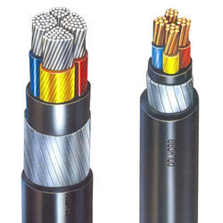 Copper Armoured Cables 4sqmm 4 core, आर्मर्ड केबल्स ...