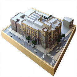 3D Architectural Models for School