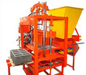 1000 SHD Concrete Block Making Machine With Conveyor