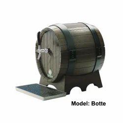 Wooden Beer Faucet