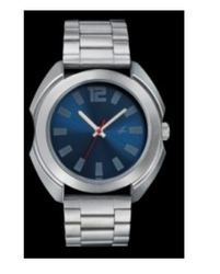 Fastrack Metal Analog Watch Silver