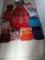 Jaipuri Palazzo Designer Cotton Print