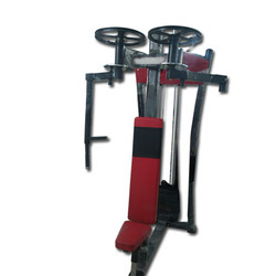 Butterfly Gym Chest Machine