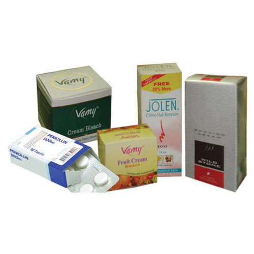 Pharmaceutical Mono Cartons