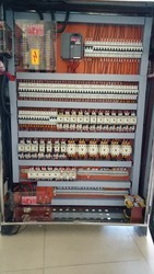 440 Vac Three Phase Industrial Electrical Control Panel
