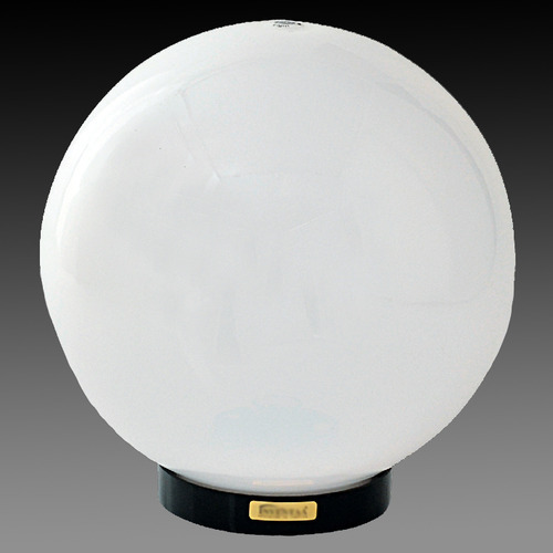 8 Inch Round Globe Gate Light