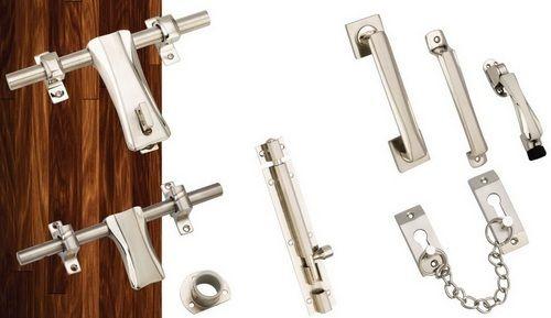 Laxmi Door Kit S.S Rod Double Door(3+1) Leon, Stainless... at Rs ...