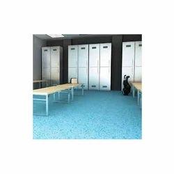 Petra RQ Ocean Blue Vinyl Flooring