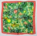 Pocket Square Silk Digital Print Scarves