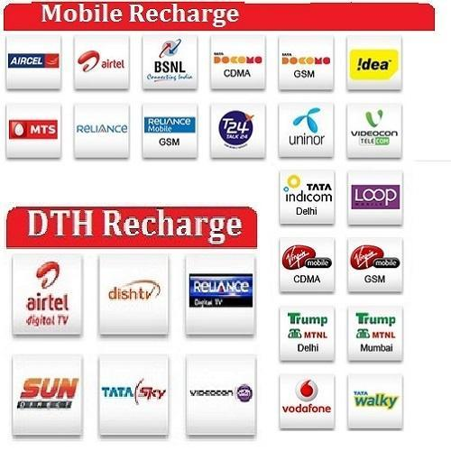 Mobile Recharge Software Jio 6% Margin