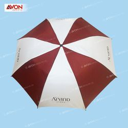 Three Fold Hand Open Designer Umbrella