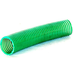 Green Suction Hoses, Size: 3 inch