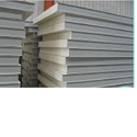 Plain Galvanised Wall Sandwich Panel, For Industrial