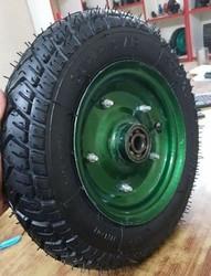 Pneumatic Rubber Tyre Wheel