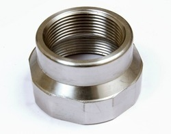 3/4 X 1/2 inch Concentric SS Reducer