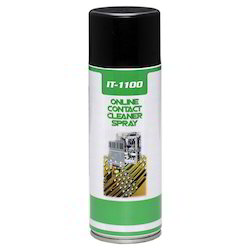 IT-1100 Online Contact Cleaner Spray