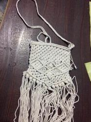Macrame Carry Bag