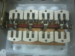 Electrical Switchgear & change over switch