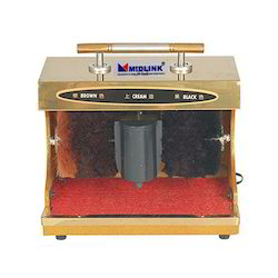 Automatic Shoe Polish Machine