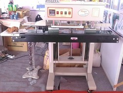 Mild Steel Pack-O- Matic eSealing Machine, Model: MPI, Automatic Grade: Semi-Automatic