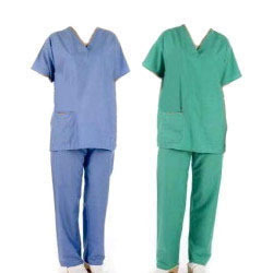 Pure Polyester Hospital Uniform