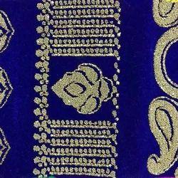 Fancy Zari Lace Fabrics