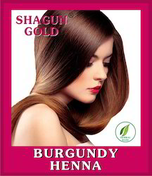 Burgundy Henna Hair Dye Powder